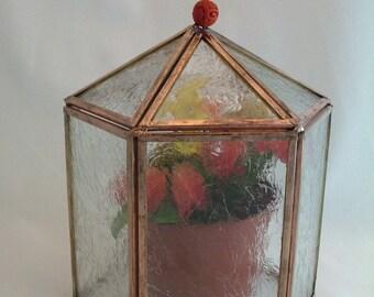 Mini-Greenhouse or Garden Cloche 9 in. tall
