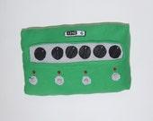 DL4 Line 6 plush guitar pedal