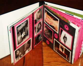 Custom Scrapbook Made to Order - Any Occasion or Theme