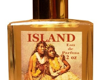 ISLAND Natural Perfume Oil Spray 2 oz