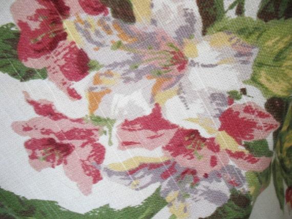 UPHOLSTERY FABRIC Portfolio Textiles Inc. Teflon Treated WOW 13 feet x 54 inches
