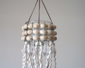 Seaside Collection One Candle Mini Chandelier