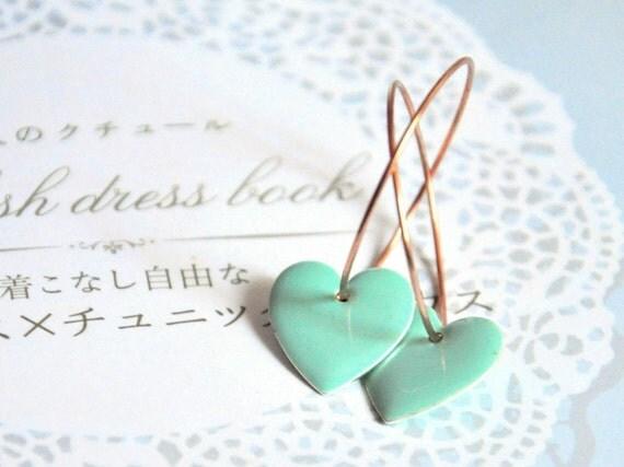 Heart Earrings - Orecchini del Cuore