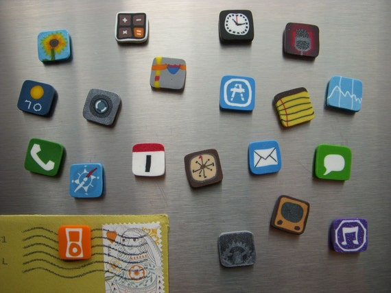 ULTIMATE set of iPhone magnets