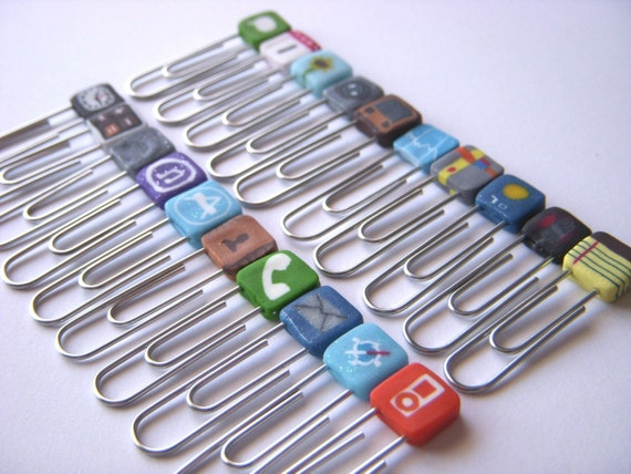 IPhone Icon SMALL Paperclips