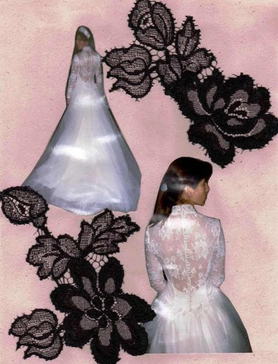 Custom Bridal Gown, YOUR Sketch or Clippings BecomeYour Dream Gown