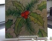 Holiday Trivet / Hotplate