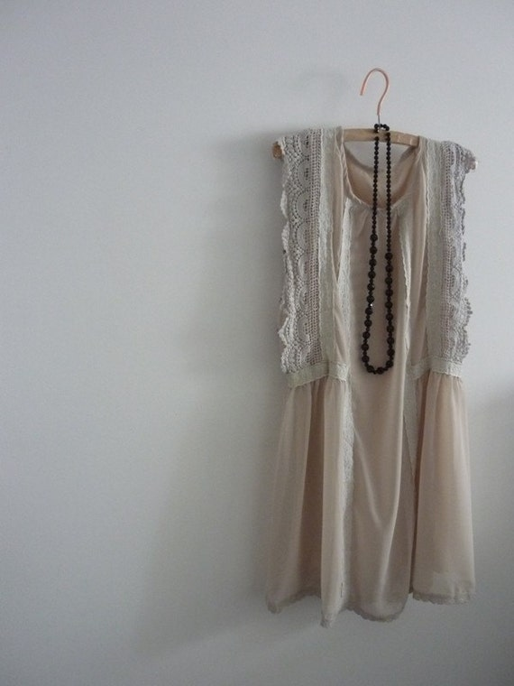 Alluringly Lacy Dress