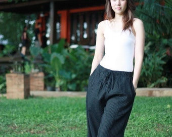 SALE 28 USD--B045--One fine day (Cotton pants)