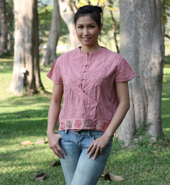 SALE 25%OFF--M086--Stand by me 2 (Blouse)