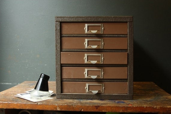 Industrial Cabinet by Kennedy