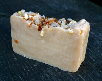Frankincense and Myrrh All Natural Soap