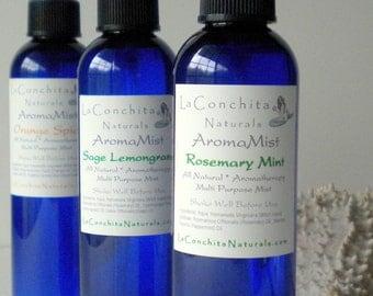 Natural Vanilla Lavender Room Spray - Sweet Slumber Aromatherapy Body Spray - Air Freshener - Linen Spray