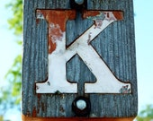 Thanksgiving Sale - The Letter K - 5x7