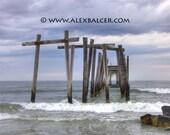 Fine Art Photography Print - 59th St Pier, Ocean City NJ, www.alexbalcer.com