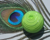 Kermithy Lime Green Cabinet Knob \/ Drawer Pull