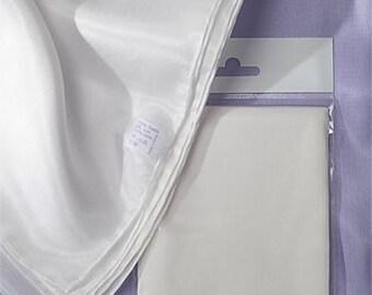 Silk Scarve / Shawl Ponge 5 for Nuno Felting, Dyeing, and Silk Painting 90cm - 90cm