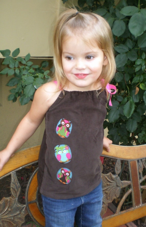 Owl Pillowcase Shirt  It's a Whoooot Matching Mary Janes also Avialable