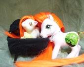 Custom My Little Pony Set- Rosemaries Baby