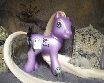 Custom My Little Pony - Ghostly