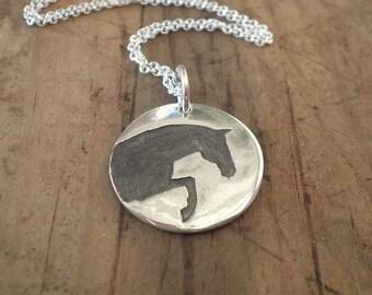 Custom Silver Horse -- Jumper -- Any Breed/Discipline Available