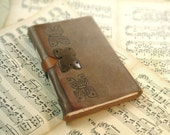 Vintage Dream - Handmade Leather Journal
