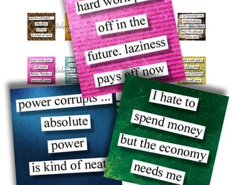 This Is How We Do It 1x1 Digital Collage Sheet Scrabble Tiles Square Inch Images For Jewelry Words Sayings Quotes Typography