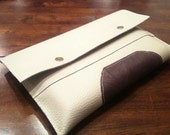 Leather Laptop Case/Cover (Notebook Mini or Kindle) by IslandFitz