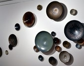Reserve Listing for Large Wall-Hanging Bowl
