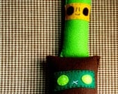 Green Man & Earth Woman, Pair of Boos