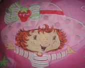 Strawberry Shortcake pillowcase