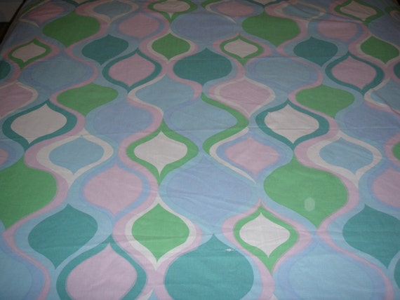 Retro FULL FLAT Cutter - Reclaimed Bed Linens