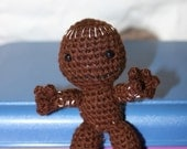Andy the Adventurous Sackguy (MADE TO ORDER)