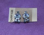Vintage  Earrings ( item 63 )4 Blue sets