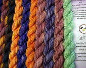 Sock Yarn Mini Skeins - (65)