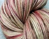 Legacy Sock Yarn - Chocolate Raspberry Swirl