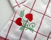 Digitized Design Pattern MY VALENTINE for Embroidery Machine