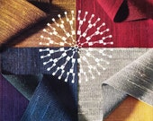 1963 ad KNOLL TEXTILES vintage modern furniture fabric design - Free U.S. shipping