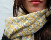 BUY ONE GET ONE 1\/2 OFF - Handwoven Cashmere Silk Scarf Pashmina