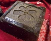 Embossed Henna Melt - ROOI 108g (leaf)