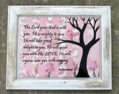 Custom Bible Verse Art