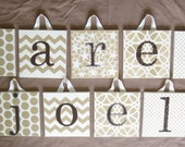 Name Canvas Letters