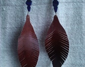 LaPaz Earrings (faux leather)