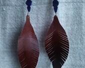 LaPaz Earrings (faux leather)