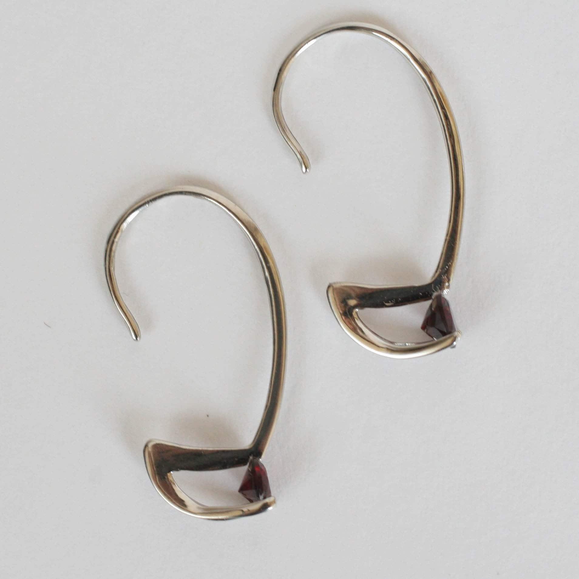 tension earrings