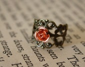 Autumn Fairy Tale Ring