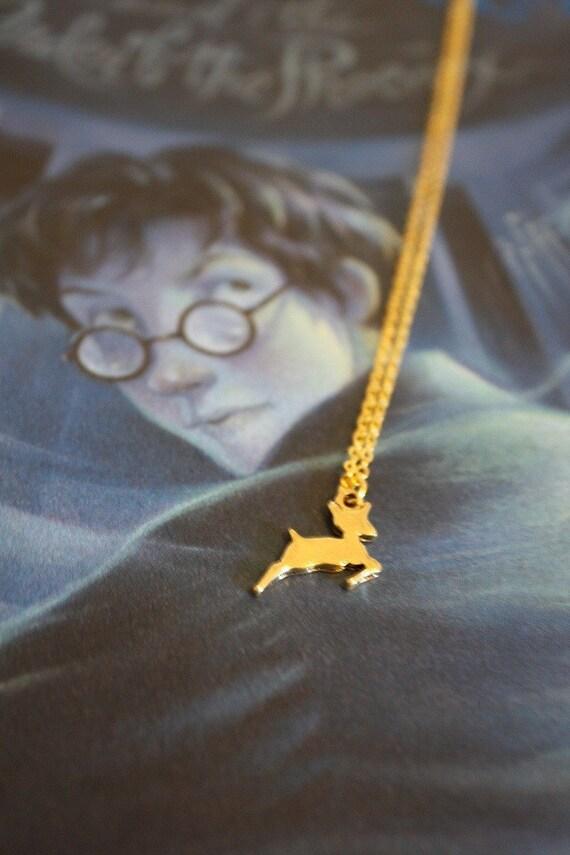 Doe Necklace - Woodland Necklace - Always