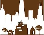 Best Chicago Gift...City Caramel Mini Bags: Neighborhood Variety