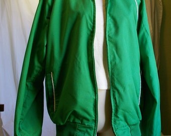 Kelly Green Swingsters Jacket