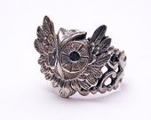 OWL RING, Cute and Adorable (sw)